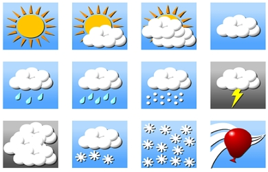 Preview - Počasí vranovská přehrada Webkamery Vranov nad Dyjí