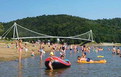 Preview - Camp-pláž vranovská přehrada  Vranovská přehrada ubytování