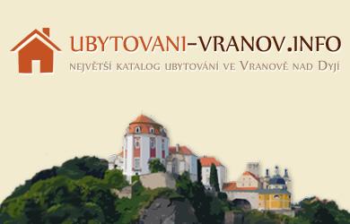Preview - Nový katalog ubytovacích zařízení ve Vranově a okolí