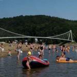 Pláž Vranovská přehrada
