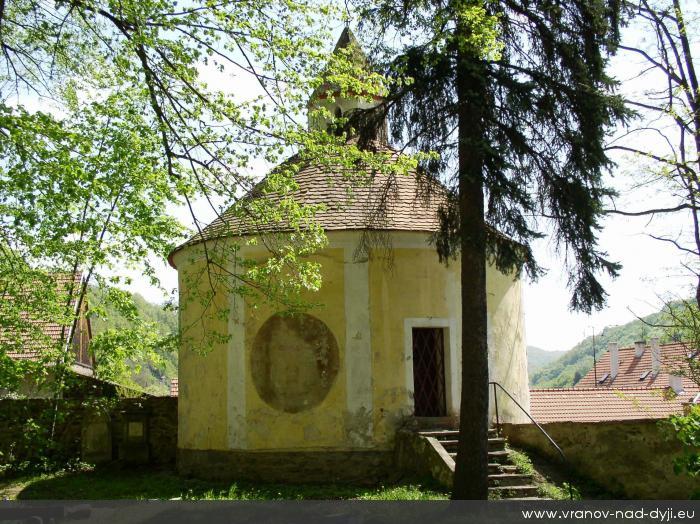 Kaple sv. Ondřeje