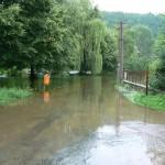Povodně 2006 - červen/červenec