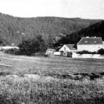 Vranov nad Dyjí - stará fotografie