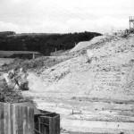 Stavba Vranovské přehrady