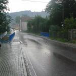 Přívalové deště