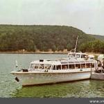 Lodní doprava vranov - historické fotografie