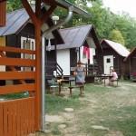 Camp-Plᾞ vranovská přehrada - ubytování vranovská přehrada