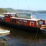 Lodní doprava Vravnov - vranovská přehrada