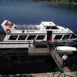 Loď Viktorie - Lodní doprava Vranov
