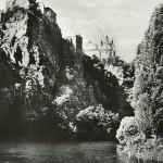 Zámek Vranov nad Dyjí - staré fotografie