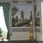 Zámek Vranov nad Dyjí - interiéry